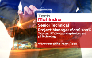 Senior Technical Project Manager Telco